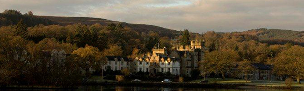 Cameron House, Loch Lomond. As recommended by Family Fun Days Ltd
