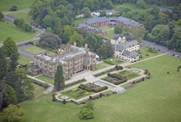 Eynsham Hall, Witney, Oxon as recommended by Family Fun Days Ltd