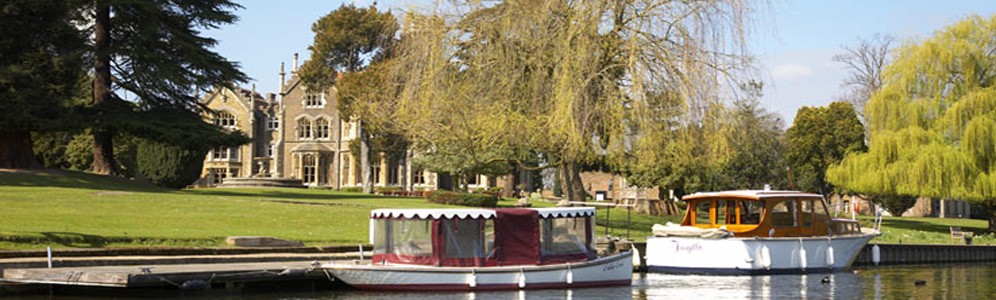 The Oakley Court, Windsor - recommended by Family Fun Days Ltd